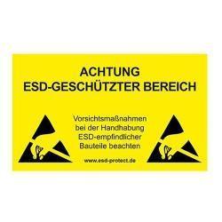 ESD Kennzeichnung