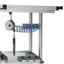 Werkzeug- und Teilebereitstellung