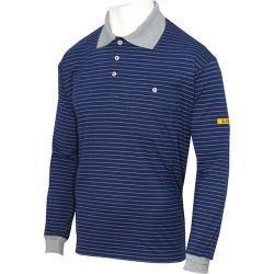 HB Schutzbekleidung ESD Poloshirts CONDUCTEX
