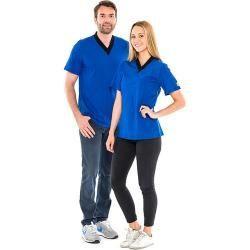 ESD T-Shirts V-Ausschnitt