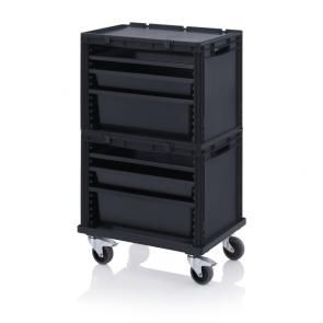 ESD drawer containers