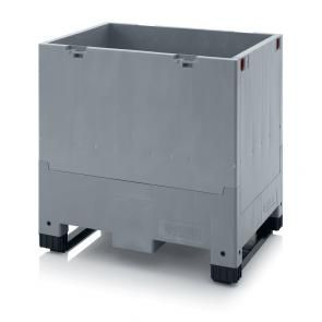 Foldable large load carriers