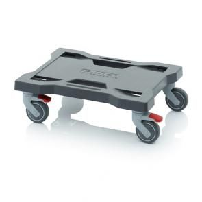 Tool box transport trolleys