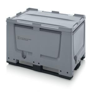 Big boxes with hinge lid