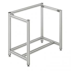 Table frame and strut extension