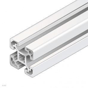Strut profiles slot 10, modular dimensions 40