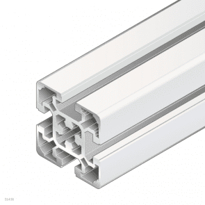 Strut profiles slot 10, modular dimensions 50