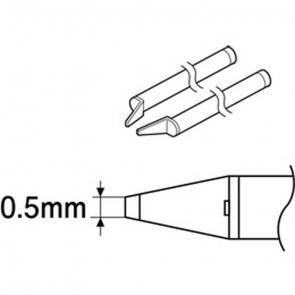 Lötspitzenpaar für SMD Pinzette CHIP (950, FX-8804)