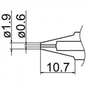 Entlötdüsen N1 (FM-2024)