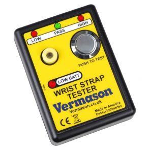 Portable Wrist Strap Tester