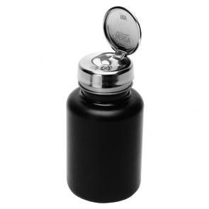 Black Conductive ESD Protective Bottles