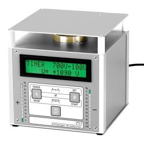 Charged Plate Analysers