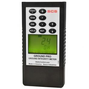 SCS Ground Pro Meter