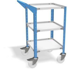 Instrumental cart. VLT