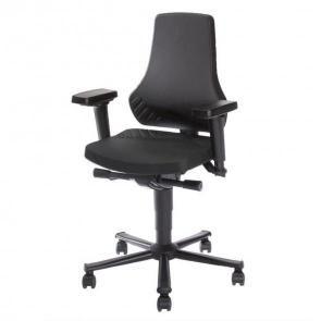 Swivel work chair