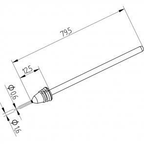 Serie 742 für X-Tool VARIO Entlötgerät