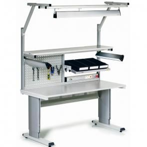 Ergonomic workbenches WB