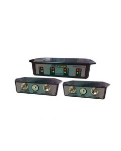 ESD Monitor, Permanent Überwachungssystem, Doppelstation, DK 4 mm