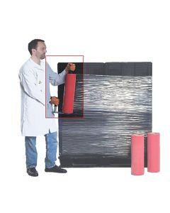 Stahl-Abroller für Stretchfolie mit Rollenbreite 300, 400, 450 und 500 mm