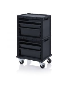 Auer ESD SB.S2+. ESD drawer containers Complete system