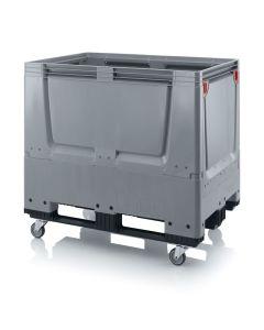 Auer KLG 1208KR. Collapsible big boxes solid, 111x71x82 cm
