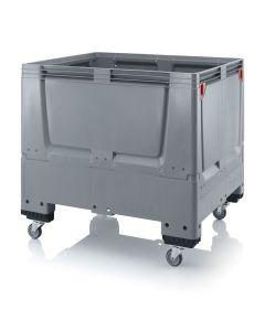 Auer KLG 1210R. Collapsible big boxes solid, 111x91x82 cm