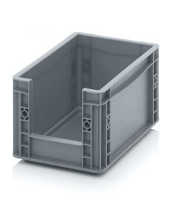 Auer SLK 32/17 HG. Storage boxes with open front Euro format SLK, 30x20x17 cm