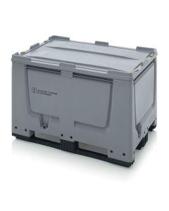 Auer UN BBG 1208K SC. Big boxes with SC locking system