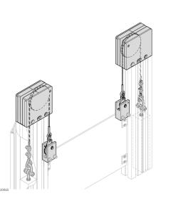 Bosch Rexroth 3842518798. Gewichtsausgleich, Sperrklinke