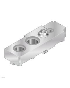Bosch Rexroth 3842530400. Bohrvorrichtung Nut 10mm, Raster 45, 50
