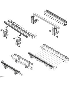 Bosch Rexroth 3842535125. Seitenführung Selbstbauelement
