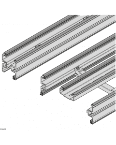 Bosch Rexroth 3842552970. Gleitleiste Stahl