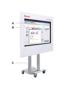 Bosch Rexroth 3842558278. Rahmen (B)