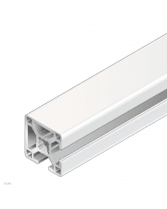 Bosch Rexroth 3842992398-1000. Strebenprofil, 30X30 2NVS. 1000 mm