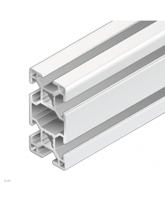 Bosch Rexroth 3842992926-1000. Strebenprofil, 30X60 M8/M8. 1000 mm