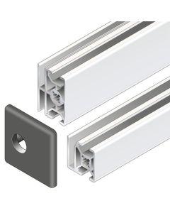 Bosch Rexroth 3842992971-1000. Rahmenprofil, 30X45 WG30. 1000 mm