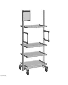 Bosch Rexroth 3842998230. Materialwagen Logistik