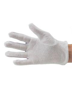 A1-ESD 51-695-0011. Reinraum Handschuhe weiß, Größe S