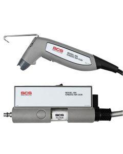 Druckluft-Ionisierpistole SCS ohne Adapter