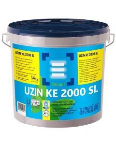 Uzin KE 2000 SL leitfähiger Faserklebstoff