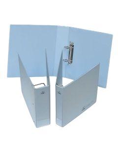 Ringordner DIN A4,hellblau, permanent antistatisch, 25 mm - 2 Ringe