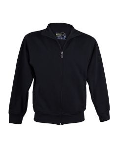 ESD-ProTEX Premium Sweatshirt-Jacke, schwarz, XL