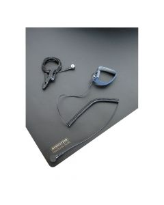 Bernstein 9-360. ESD Handling Set 900x610x1,5 mm schwarz lötzinnfest