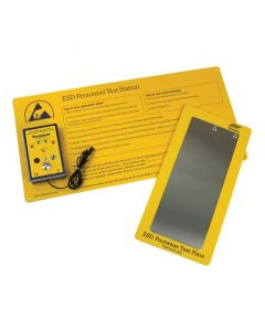 DESCO 222564. Hi-Speed/Hi-Accuracy Wrist Strap/Footwear Test Station