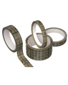 DESCO 242245. Wescorp Antistatic Shielding Grid Tape 48mm Wide x 36m With 76mm Paper Core