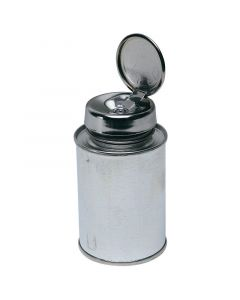 DESCO 35335. Tin Can with One-Touch Pump, 120mL