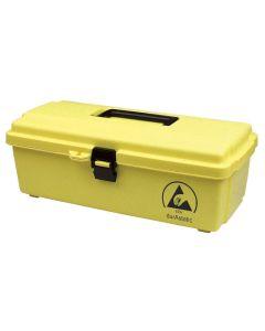 DESCO 35870. durAstatic® Tool Box with Tray, 370mm x 190mm x 135mm