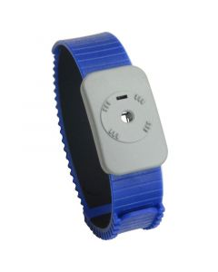DESCO 4720. Dual Conductor Adjustable Thermoplastic Wrist Band