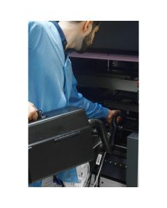 DESCO 497ABG-NO. Electronic Service Vacuum without cord, 220 VAC