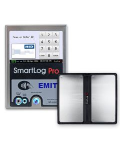 DESCO 50780. SmartLog Pro®, with Proximity and Barcode Readers